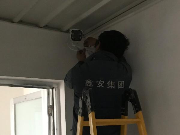 安装无线视频监控摄像头和有线视频监控摄像头