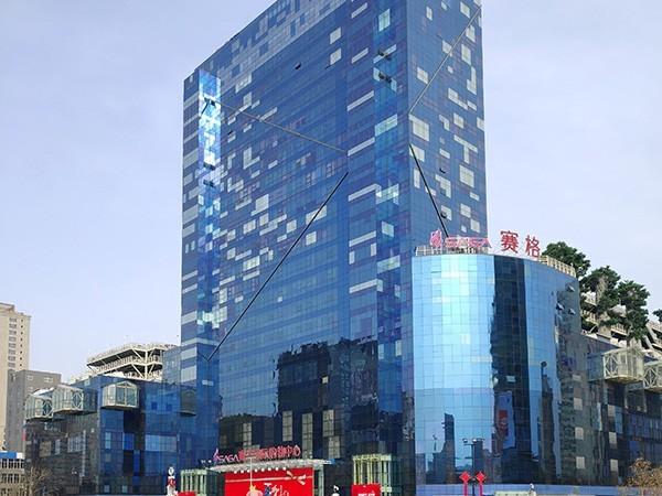 西安赛格国际购物中心指定鑫安安防电子围栏系统