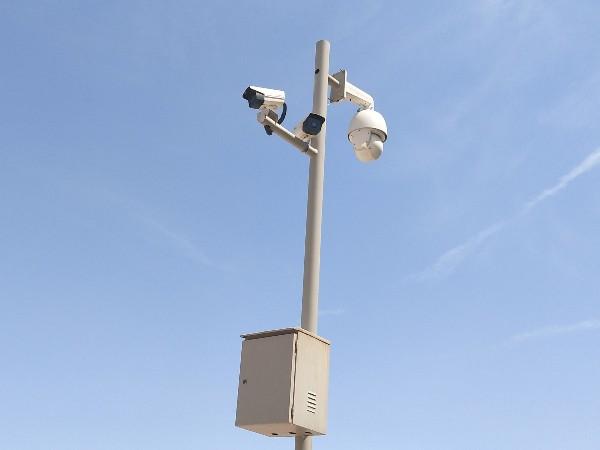 视频监控工程施工