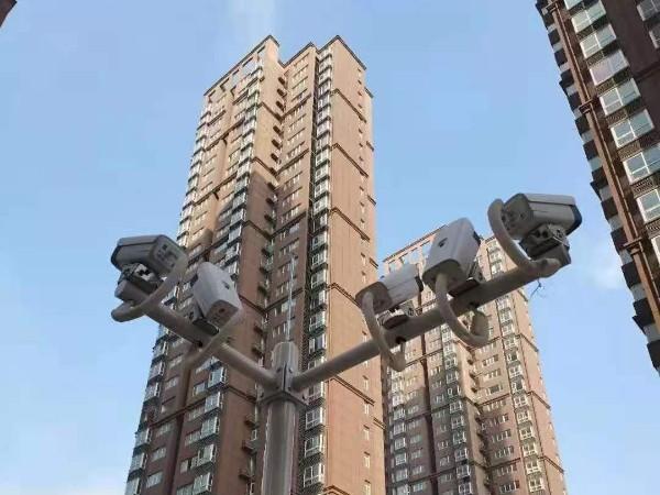 安装高空抛物智能监控系统,来提高每位居民的责任心