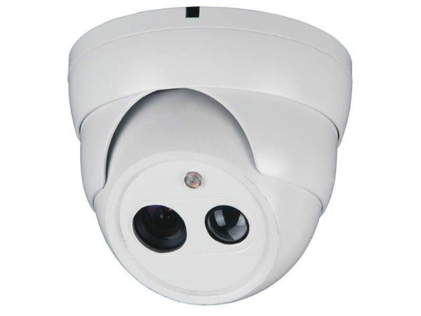 安装半球监控摄像机时要注意什么?这5个小技巧需要掌握