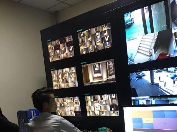 高清远程视频监控系统安装一套多少钱?