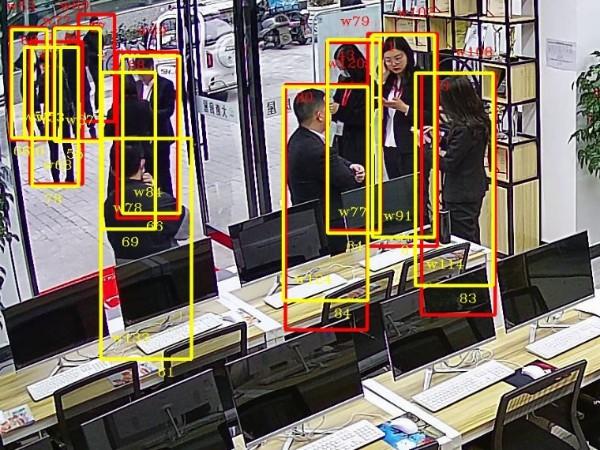 AI视频分析监控系统