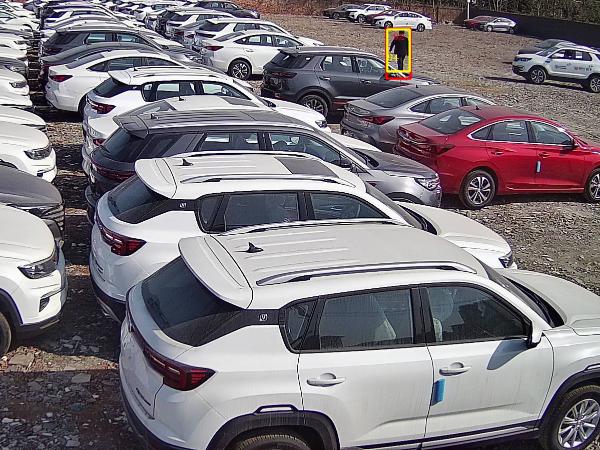 汽车4S店智能监控报警系统