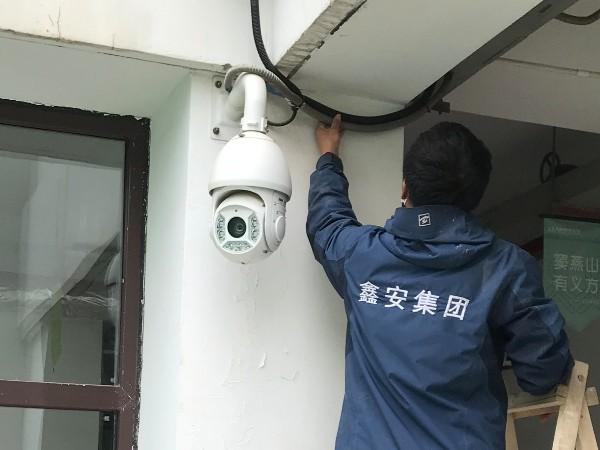 视频监控系统安装工程
