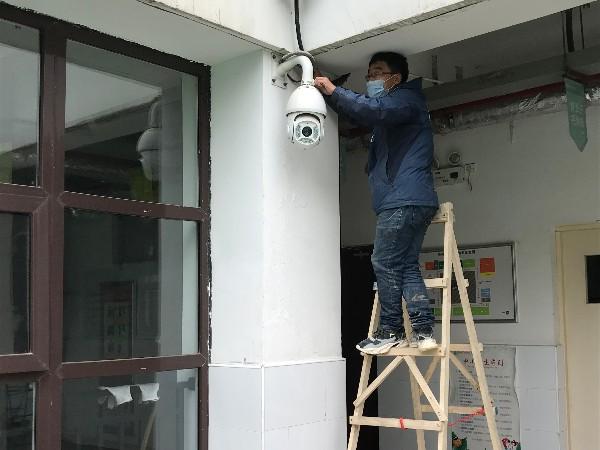 科技的发展让摄像头监控不再雾里看花