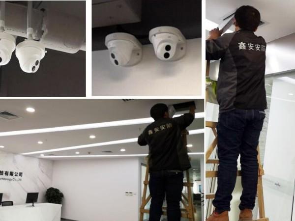 陕西鑫安安防弱电工程项目