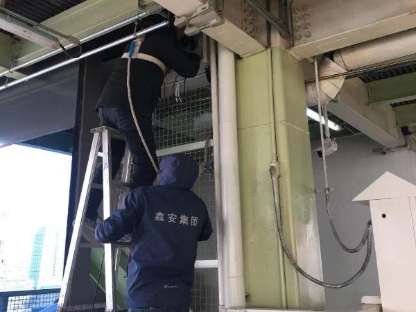 建筑工地安装智能视频监控系统保障安全,降低安全事故的发生