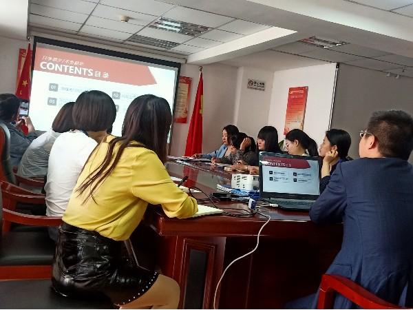 陕西鑫安安防员工参加法律知识培训,增强法律意识