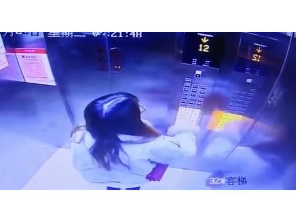 陕西鑫安安防电梯监控系统