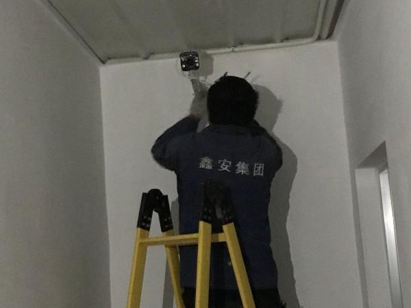 室内安装视频监控摄像头