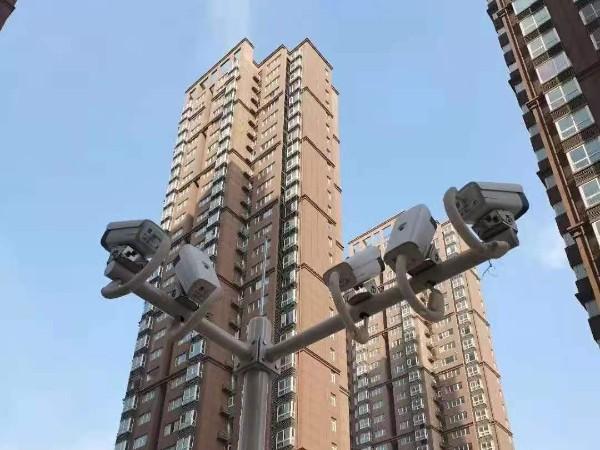 小区视频监控系统