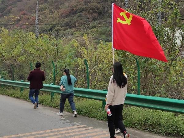 红色指引|保护秦岭,鑫安安防在行动