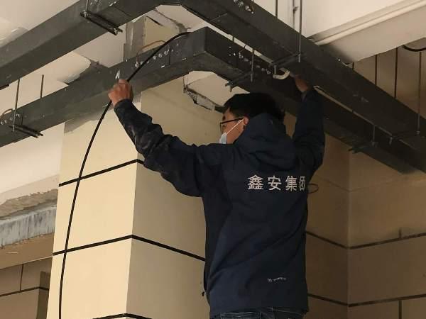 陕西鑫安安防12年西安弱电工程布线经验,欢迎来撩!
